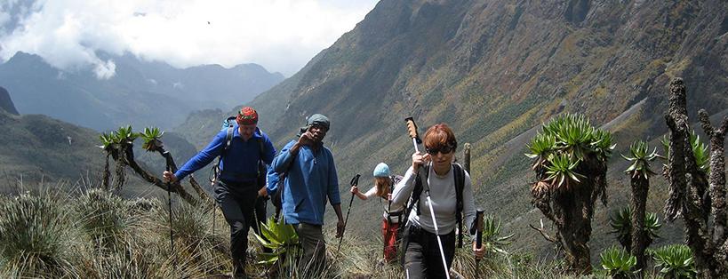 Uganda Mountaineering Tours-Climbing-Hiking Safari-Gorilla